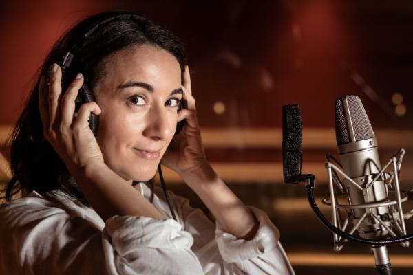 Portuguese Voice Over Artist